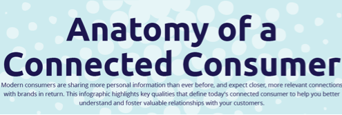 Anatomy of a connected consumer