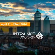 Top 4 Reasons to Attend Intra.NET Reloaded in Boston