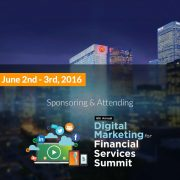 Veriday Sponsors 6th Annual Digital Marketing for Financial Services Summit