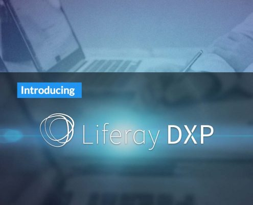 Liferay Digital Experience Platform helps improve customer experiences by bridging organizational silos and processes