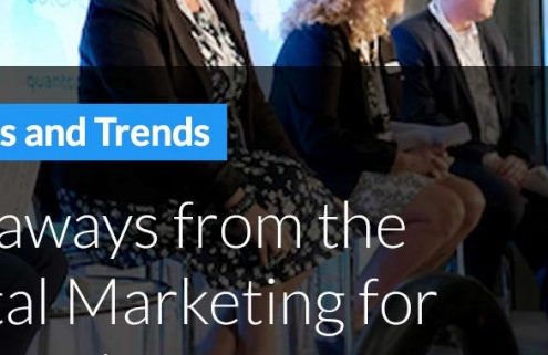 Takeaways from the Digital Marketing for Financial Services Summit 2016