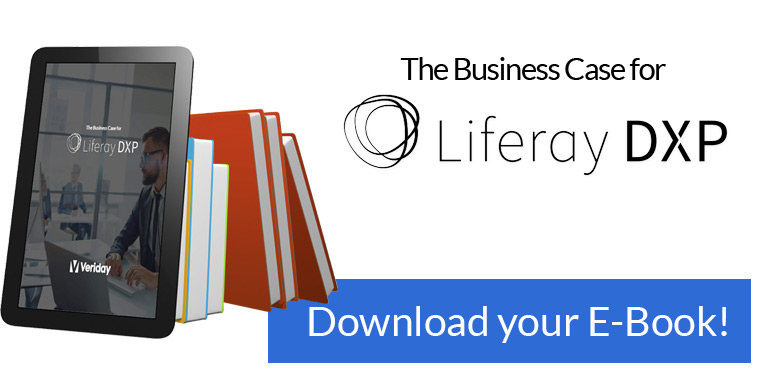 he Business Case for the Liferay Digital Experience Platform