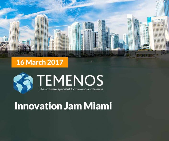 Join Veriday at the Temenos Innovation Jam!