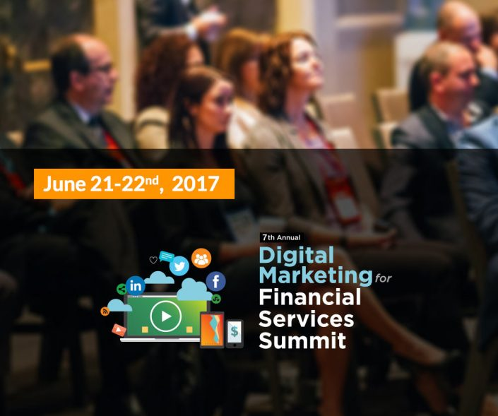 Veriday to Sponsor the 7th Digital Marketing for Financial Services Summit Toronto