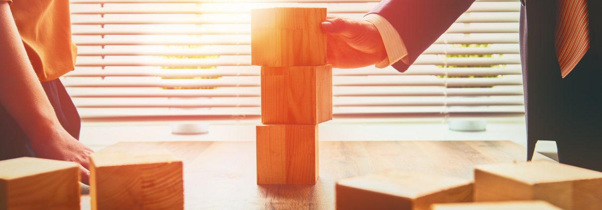 Four Building Blocks of Content Marketing Strategy